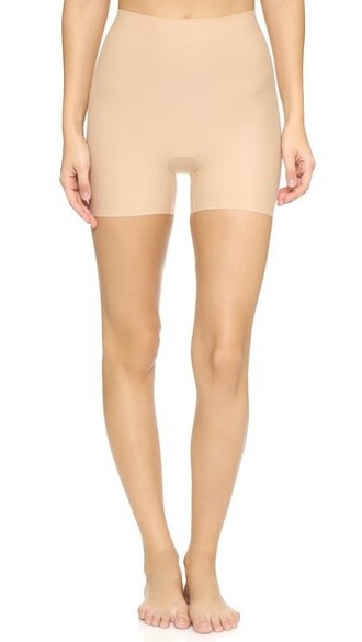 shorts nude cotton