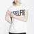 #Selfie Cotton T-Shirt - Tops - French Connection