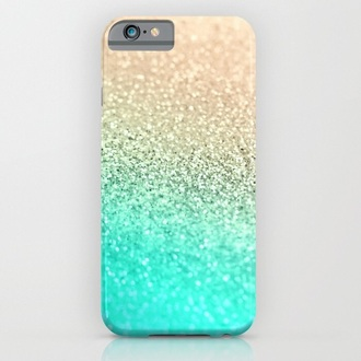 phone cover gold glitter silver glitter teal iphone 5c