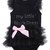 Hot Baby Girls Bodysuits Fashion Embroidered Lace My Little Black Dress