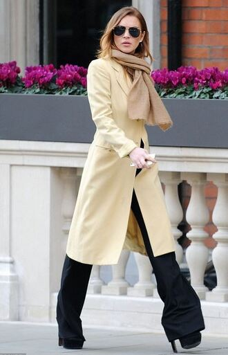 coat lindsay lohan