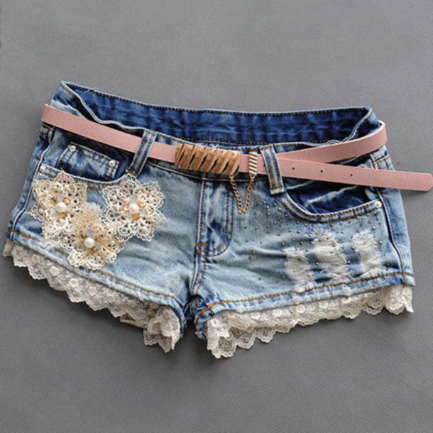 jeans cut offs