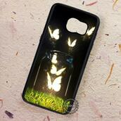phone cover,glow in the dark,butterfly,samsung galaxy cases,samsung galaxy s4,samsung galaxy s5 cases,samsung galaxy s6 case,samsung galaxy s6 edge case,samsung galaxy s6 edge plus case,samsung galaxy s7 cases,samsung galaxy s7 edge case,samsung galaxy s7 edge plus,samsung galaxy note case,samsung galaxy note 3,samsung galaxy note 4,samsung galaxy note 5,samsung galaxy note 7