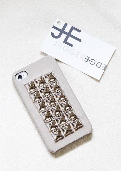 bag studded iphone case jagger edge