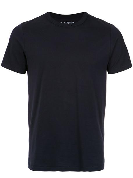 À La Garçonne shirt polo shirt women cotton blue top
