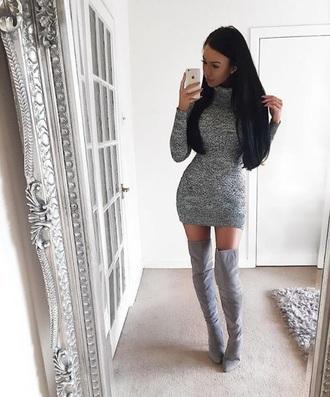 dress grey dress grey boots
