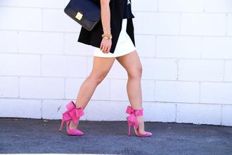 ktr style t-shirt jacket skirt shoes bag