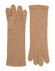 Basic Knit Gloves | Lord and Taylor