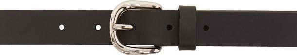 classic belt black