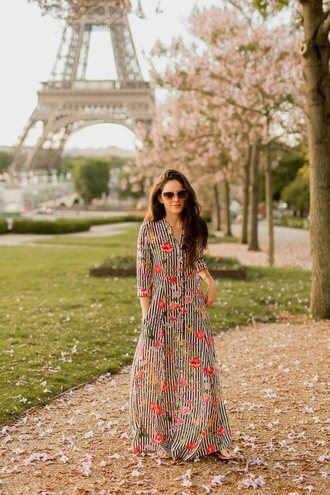 dress tumblr maxi dress floral maxi dress floral floral dress long sleeves long sleeve dress