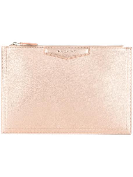 women pouch purple pink bag