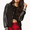 Street-chic varsity jacket | forever21 - 2075434521
