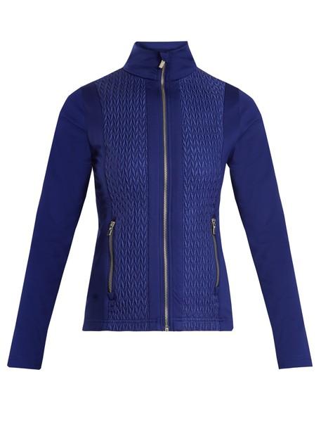 Fusalp jacket water blue