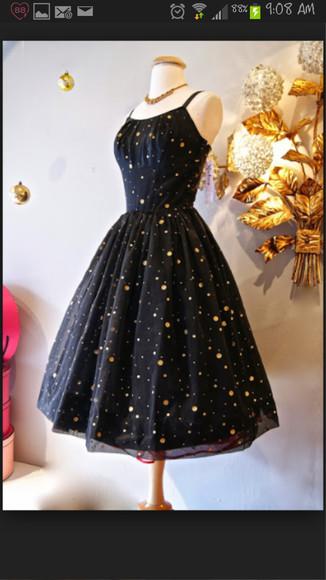 galaxy dress stars tutu dress