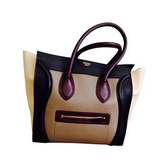 bag purse celinebag brownandtan blackpurse celineparis celine
