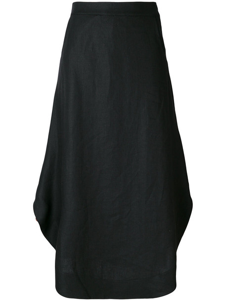 Société Anonyme skirt wings women black