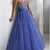 Royal Blue Ball Gown Sweetheart Floor Length Beaded Prom Dress from SinoSpecial on Storenvy
