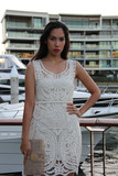 EKOLUV Melanie Lace Dress | Eco Friendly Fashion Boutique