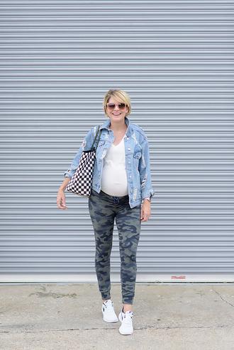 style archives - seersucker and saddles blogger jacket t-shirt jewels bag