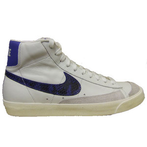 Nike 537327 Blazer Mid 77 Prm Vntg 105 Sail Gamer Royal Game Royal Size 11UK | eBay