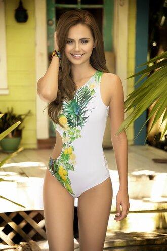 swimwear one piece swimsuit beach one shoulder