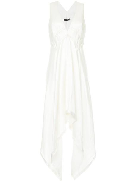 KITX dress women white