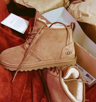 shoes ugg boots boots brown tan winter outfits fall outfits