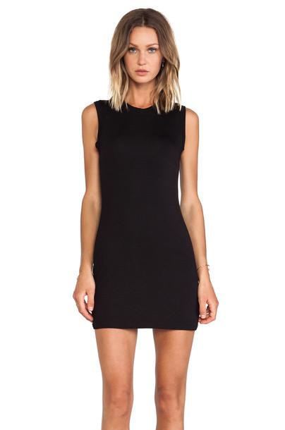 BLQ BASIQ dress black