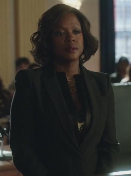 jacket annalise keating how to get away with murder viola davis blazer