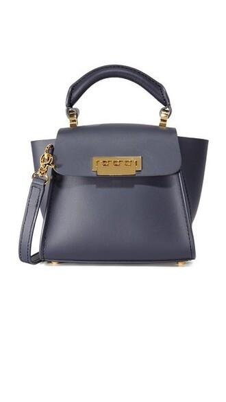 cross mini bag navy