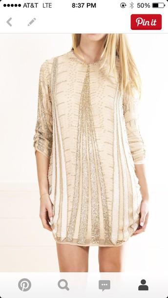 dress beaded dress