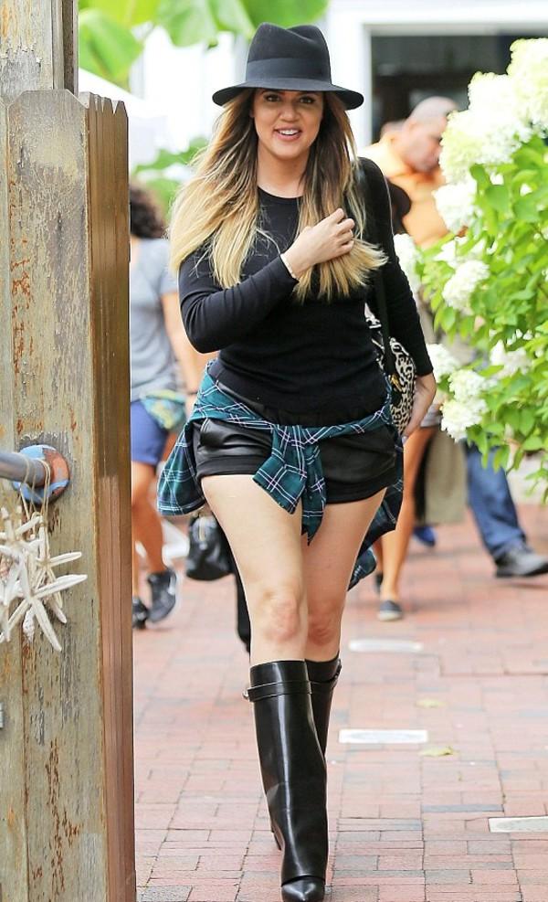 shirt khloe kardashian shoes