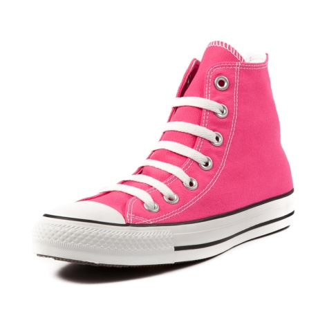 Star hi sneaker, bright pink, at journeys shoes