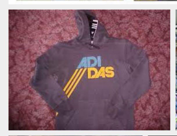 hoodie, guys, clothes, adidas, blue, yellow, grey, jacket ... b502415da1