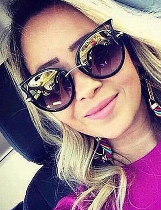 sunglasses round sunglasses mirrored sunglasses aviator sunglasses pink sunglasses retro sunglasses moon and sun black sunglasses blue sunglasses mirror outfit lookbook streetwear girly wishlist summer summer outfits summer accessories accessories our favorite accessories 2015