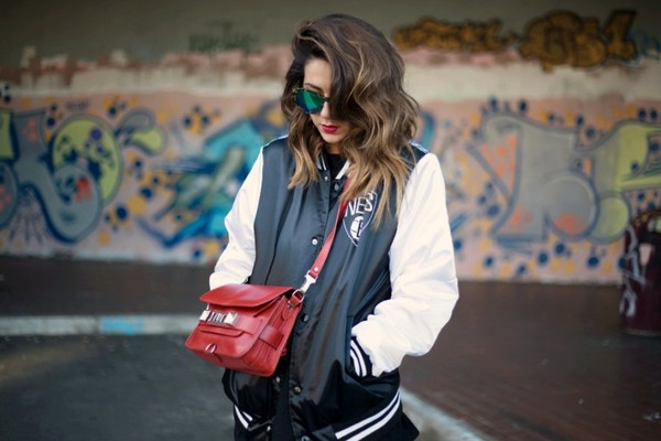 scent of obsession jacket t-shirt bag shoes