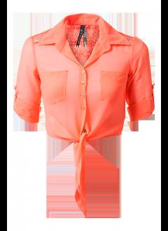 Blouse , Rood voor Dames? Bestel goedkoop, online bij Coolcat.