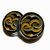AURYN Talisman Plugs - 1 Pair (2 plugs) - Sizes 8g to 2