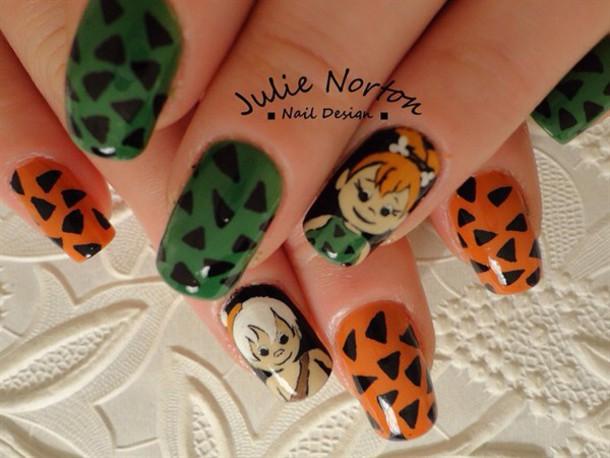 nail polish colorful