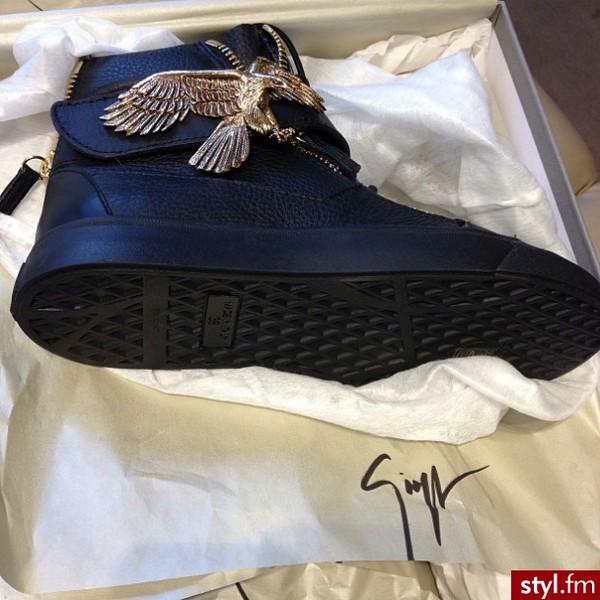 shoes giuseppe zanotti sneakers
