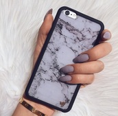phone cover,grey,grey as my soul,dope,iphone cover,iphone 6 case