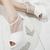 Stylish Mesh Round Toe Zip Chunky Heel Platform Boots : KissChic.com