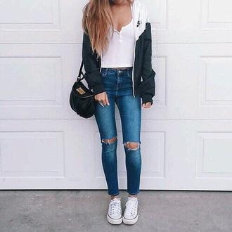 jeans boyfriend jeans blue jeans
