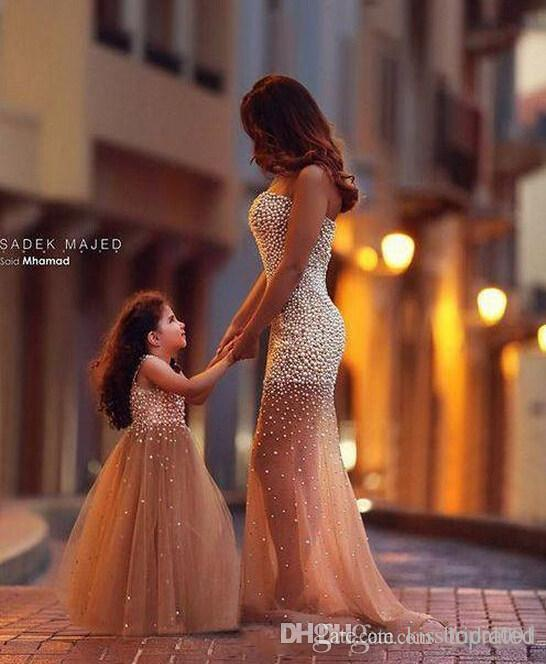 Discount 2015 flower girl dress full beaded top v online with $113.41/piece