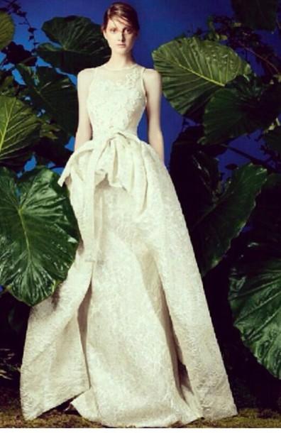dress yolancris gown wedding