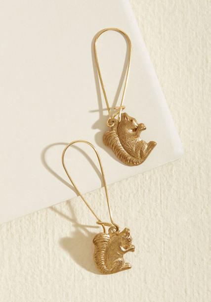 Modcloth earrings jewels