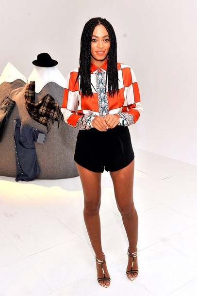 shirt solange knowles shopstyle by popsugar