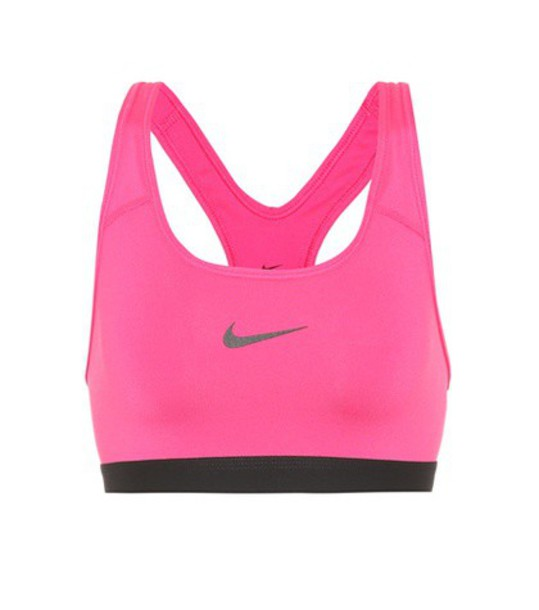 Nike bra sports bra new classic pink underwear