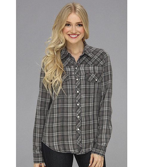 Roxy Saddleback Longsleeve Shirt Lipstick Red Plaid - Zappos.com Free Shipping BOTH Ways
