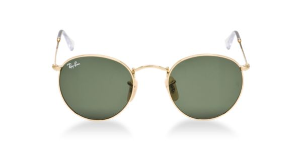 Check out Ray-Ban RB3447 50 ROUND METAL sunglasses from Sunglass Hut http://www.sunglasshut.com/us/805289439899